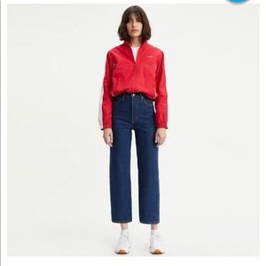 Levi's Ribcage Straight Ankle Jean 25